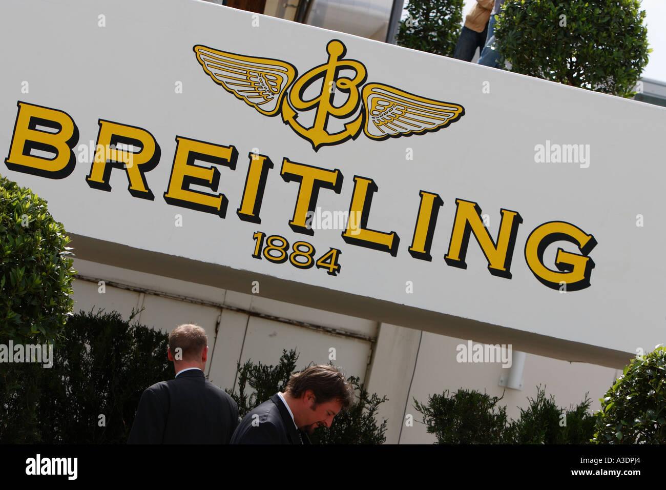 Breiting Stock Photo