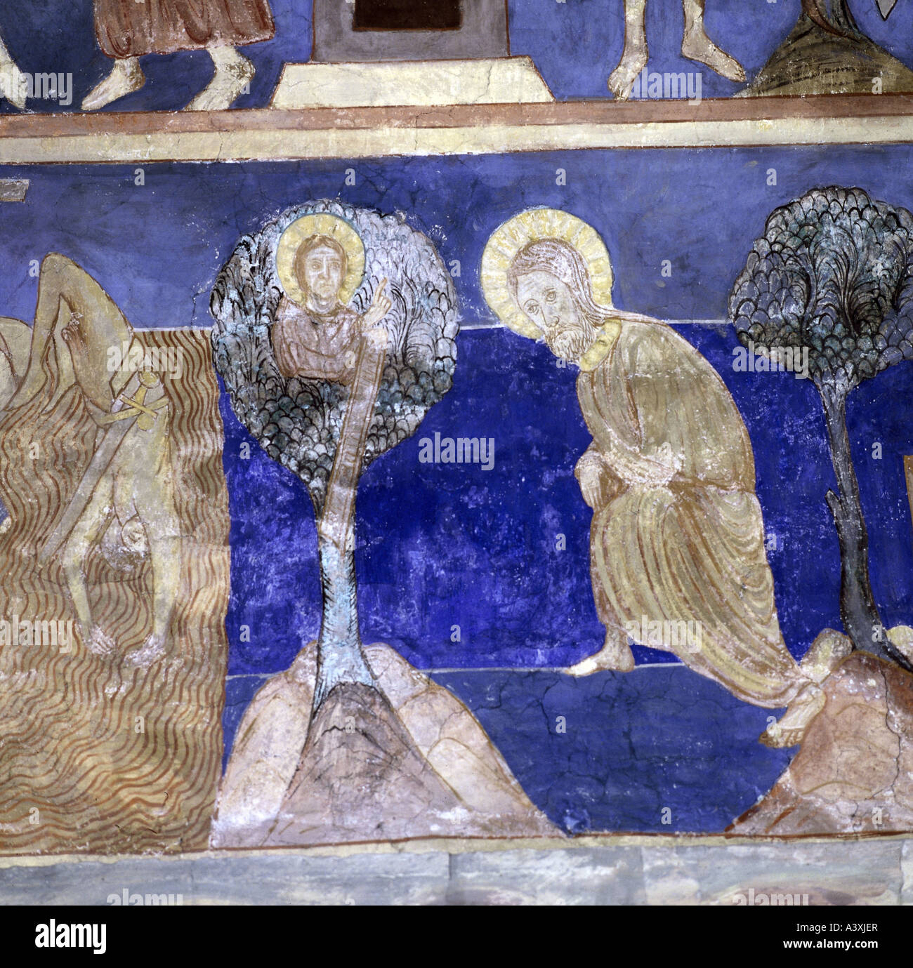 Religious Art: Fine Arts, Religious Art, Jesus Christ, Genealogy