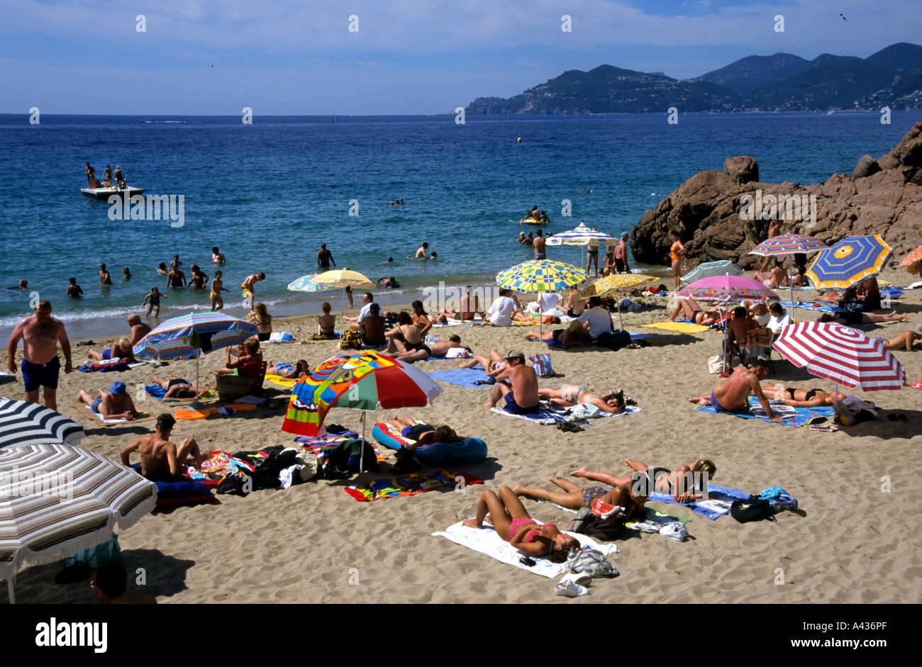 Plages nues de St Tropez