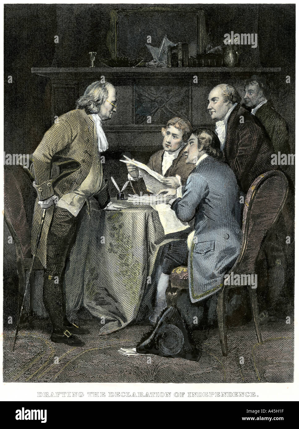 Essay topics on the declaration of independence