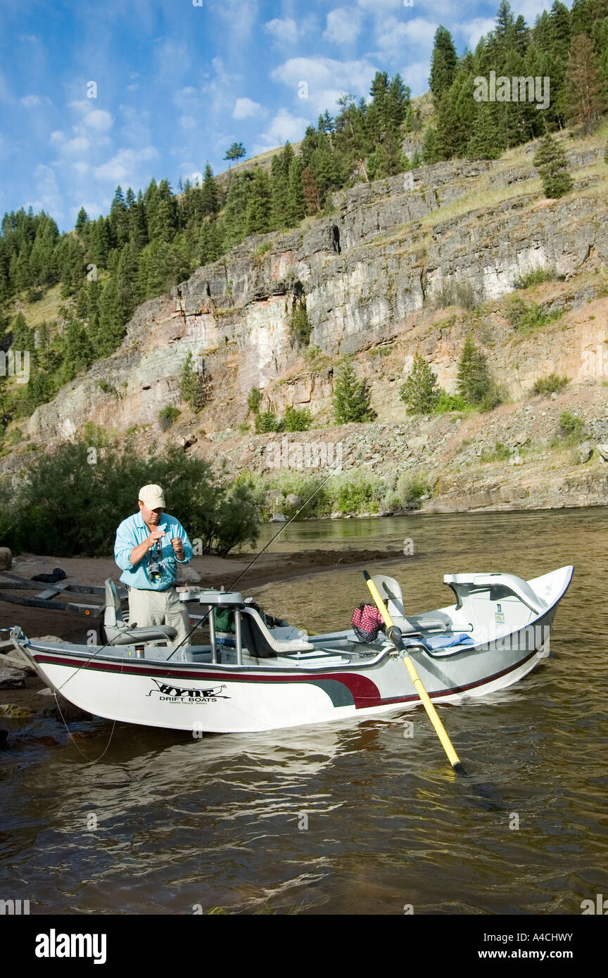 Fly fishing guide russell moore of missoula montana for Missoula montana fly fishing