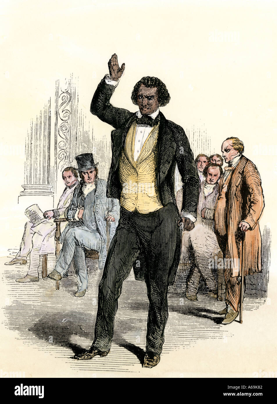 Frederick Douglass' July 4 speeches trace American history