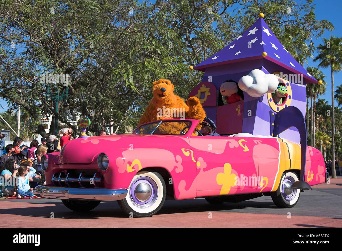Playhouse Disney Disney Stars And Motor Cars Parade