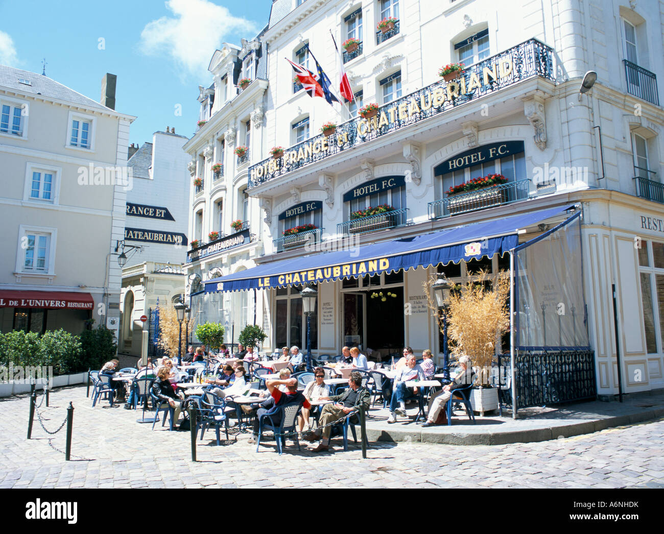 Hotel Chateaubriand St Malo