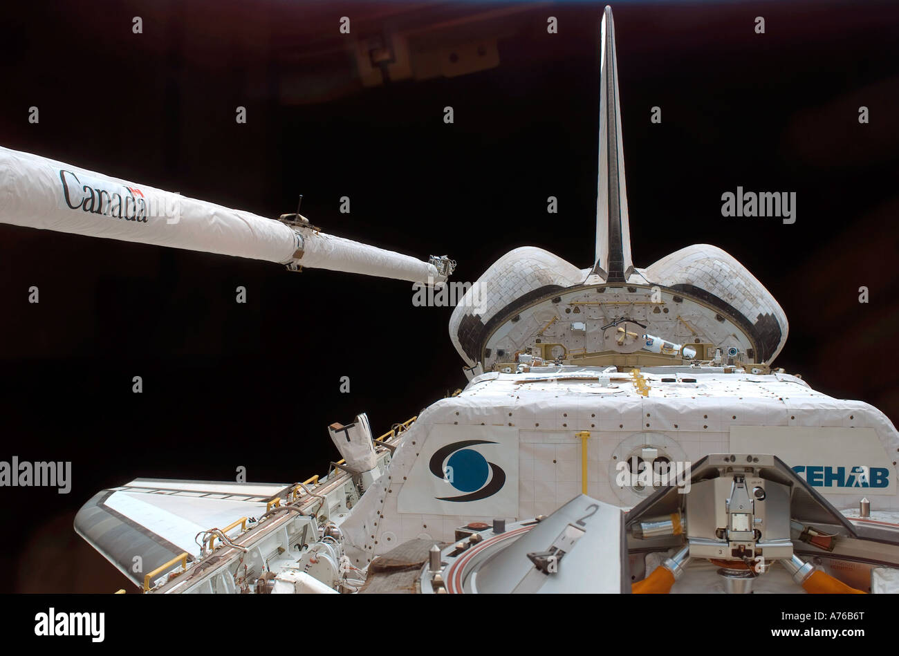 space shuttle visible 2017 - photo #42