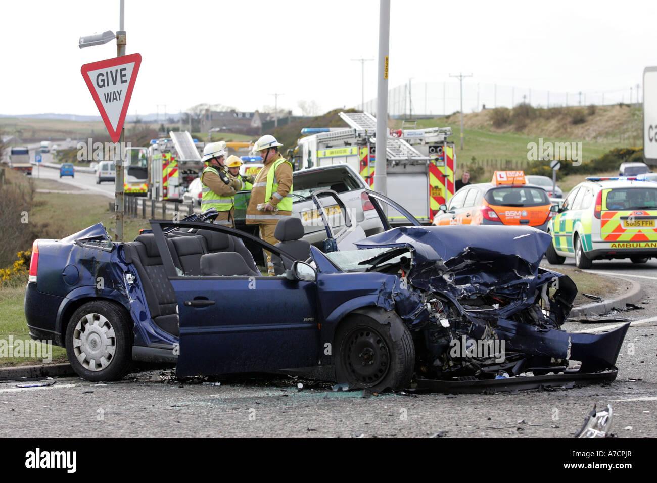 Lpg Gas Car Accident