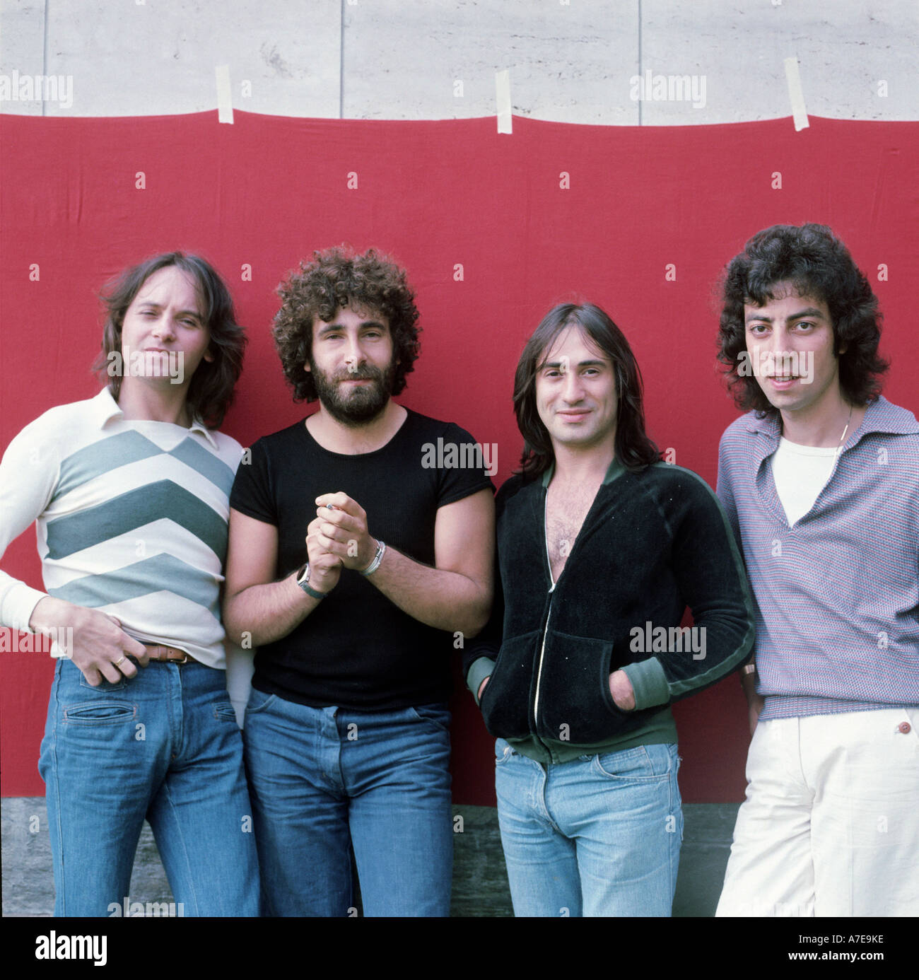 10CC  UK rock group Stock Photo