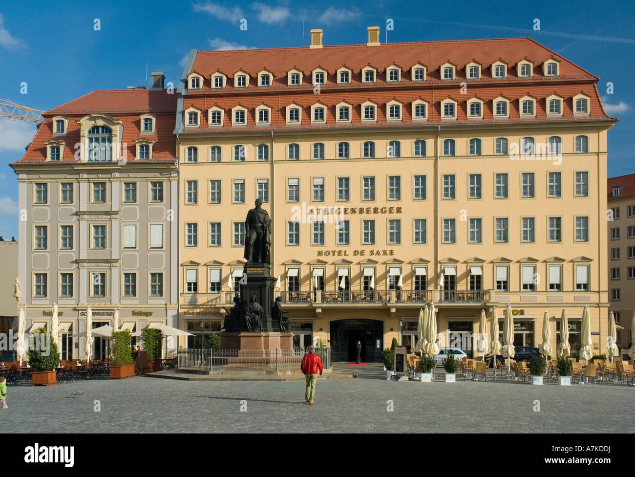 Steigenberger Hotel De Saxe Neumarkt Dresden