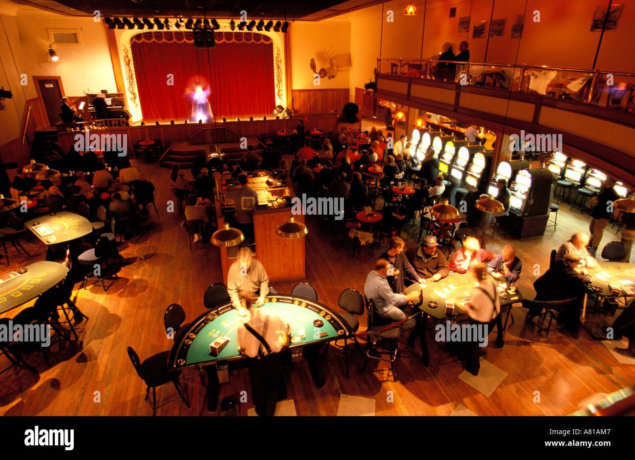 Casino dawson city canada