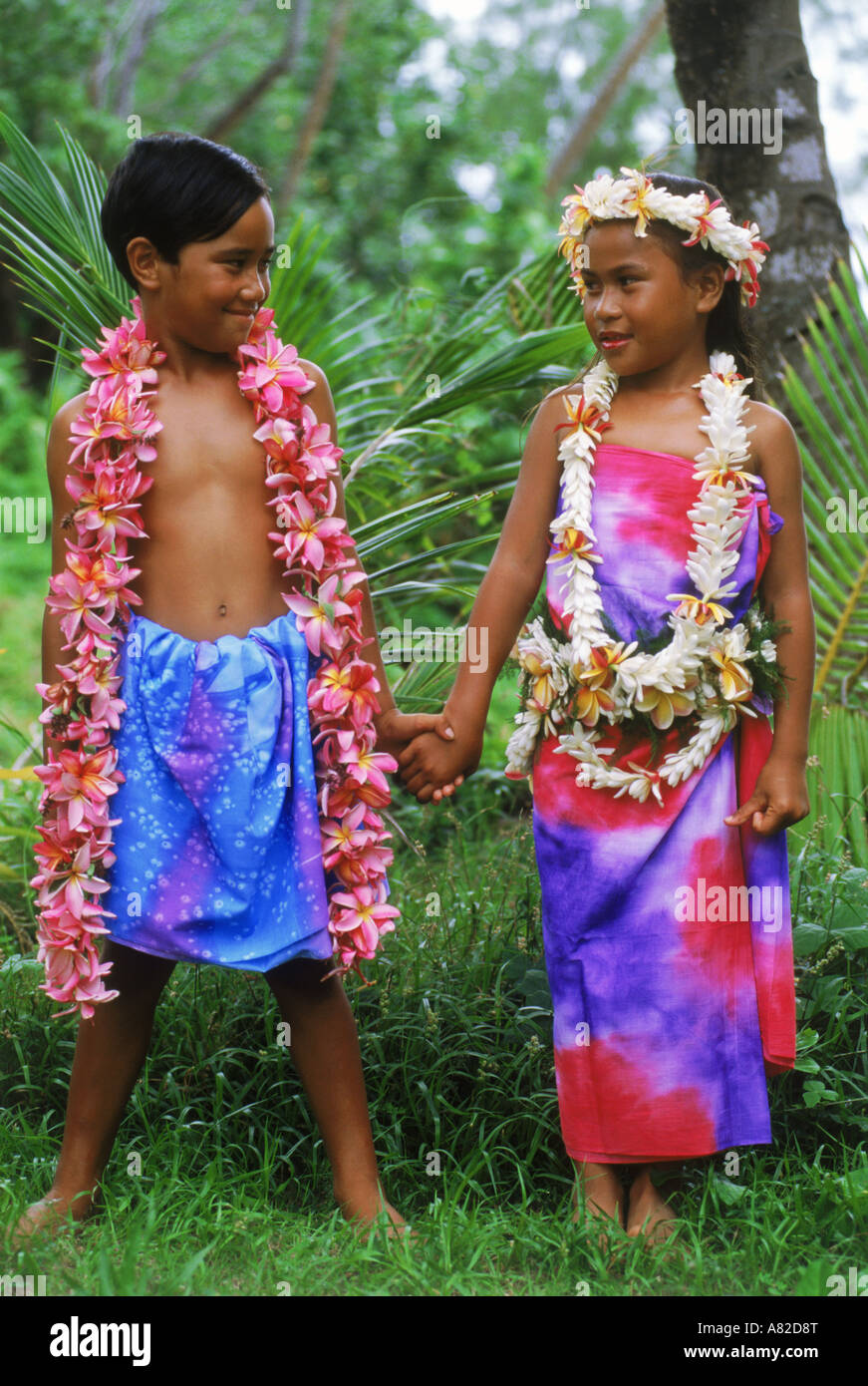 South Pacific Island Dancers