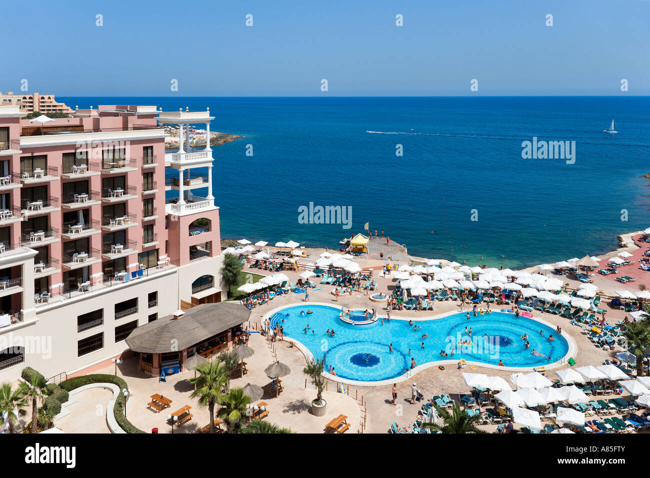 Hotel Blue Sea St George Malta