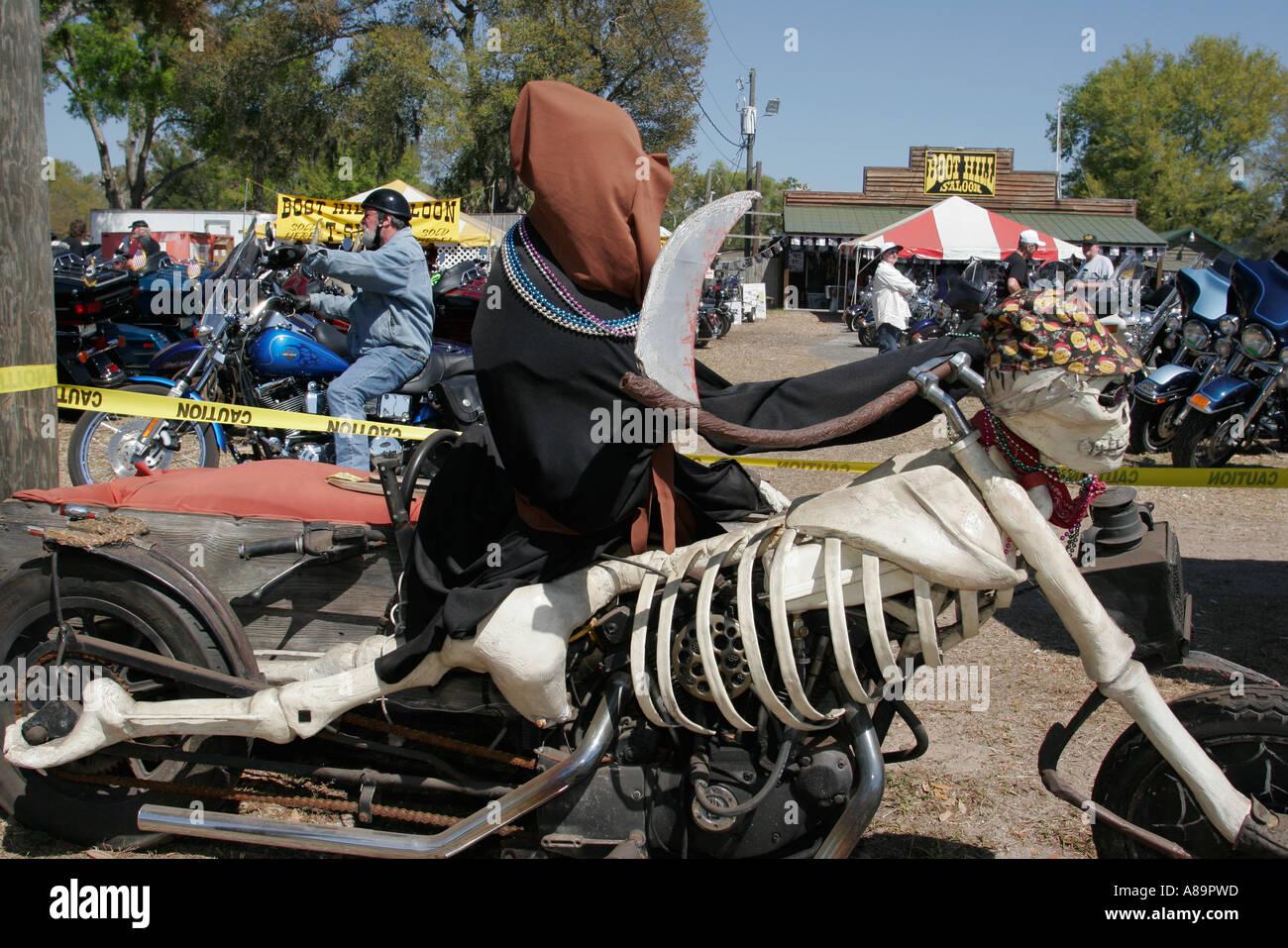 Daytona Beach Motorcycle Rally