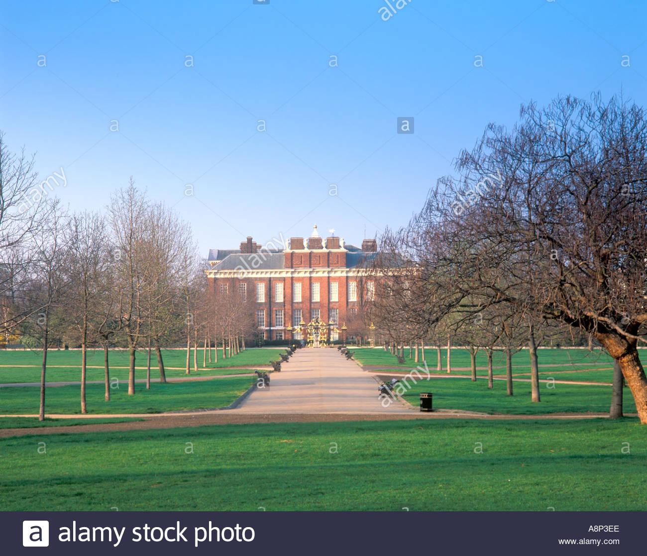 Diana Princess Of Wales Home In Regents Park London UK