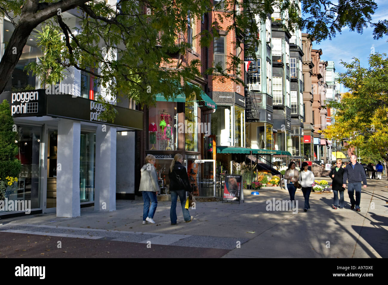 Shopping in the Back Bay is more than a single day affair. The Prudential Center, Copley Place and Newbury Street house some of the best shopping in the city. Condensed into one section of the.