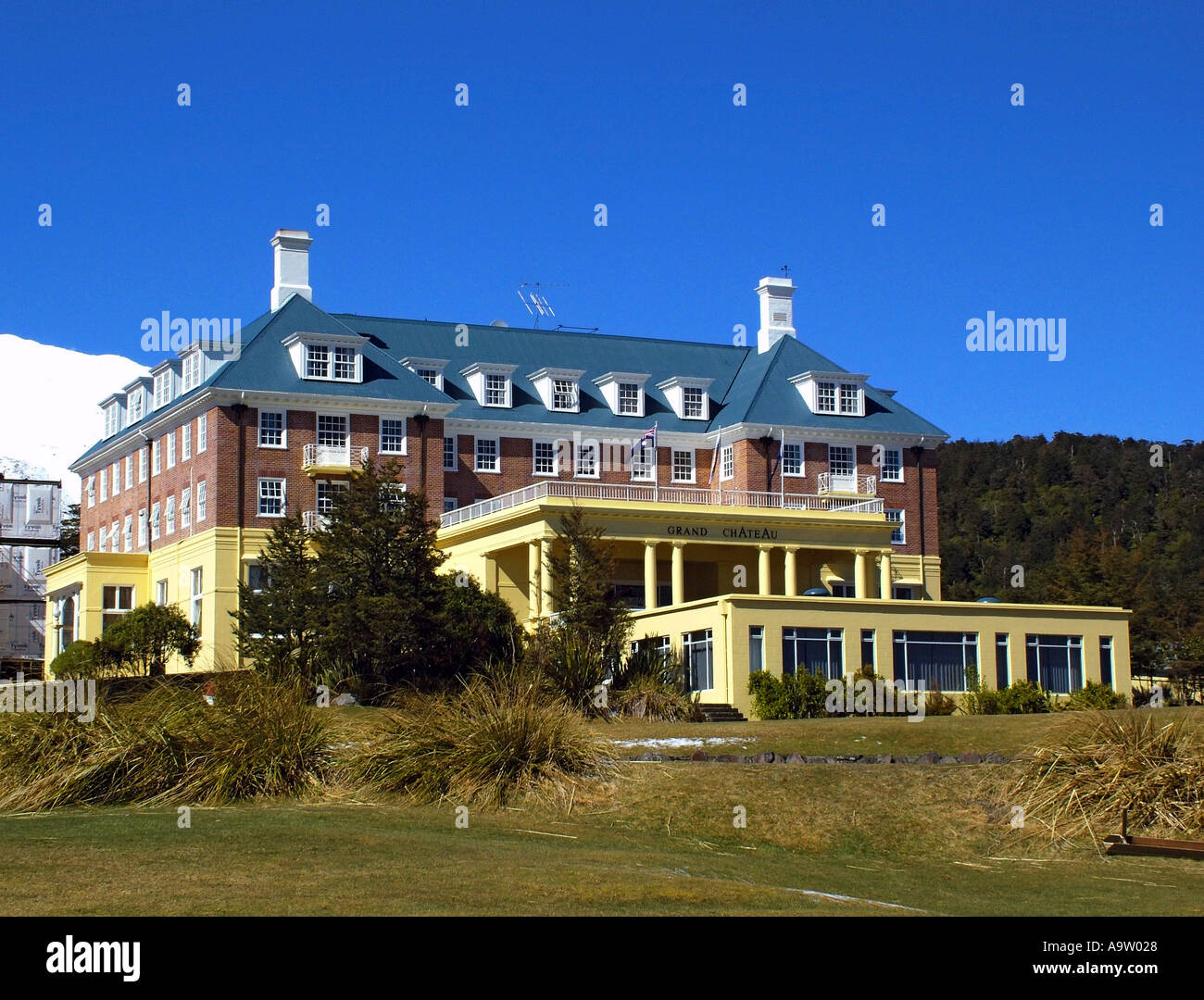 Chateau Hotel Tongariro National Park