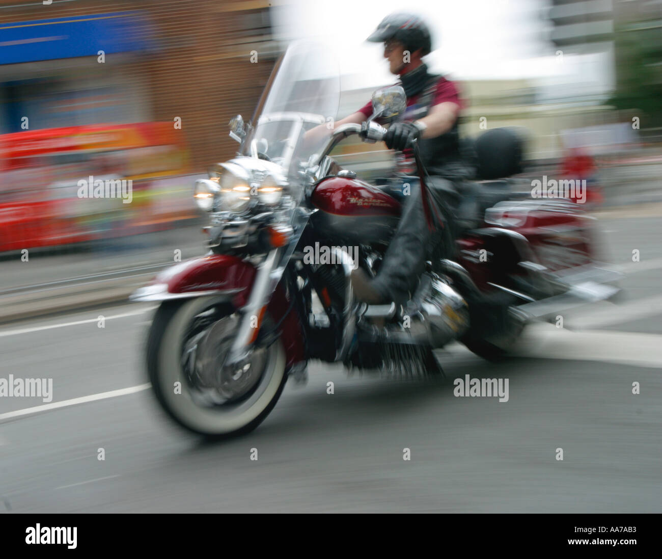 harley-davidson-motorcycle-on-the-move-b