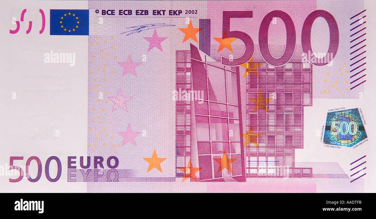 Sell back euros