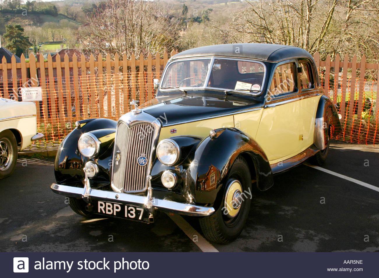 find vintage car rily rme 1954