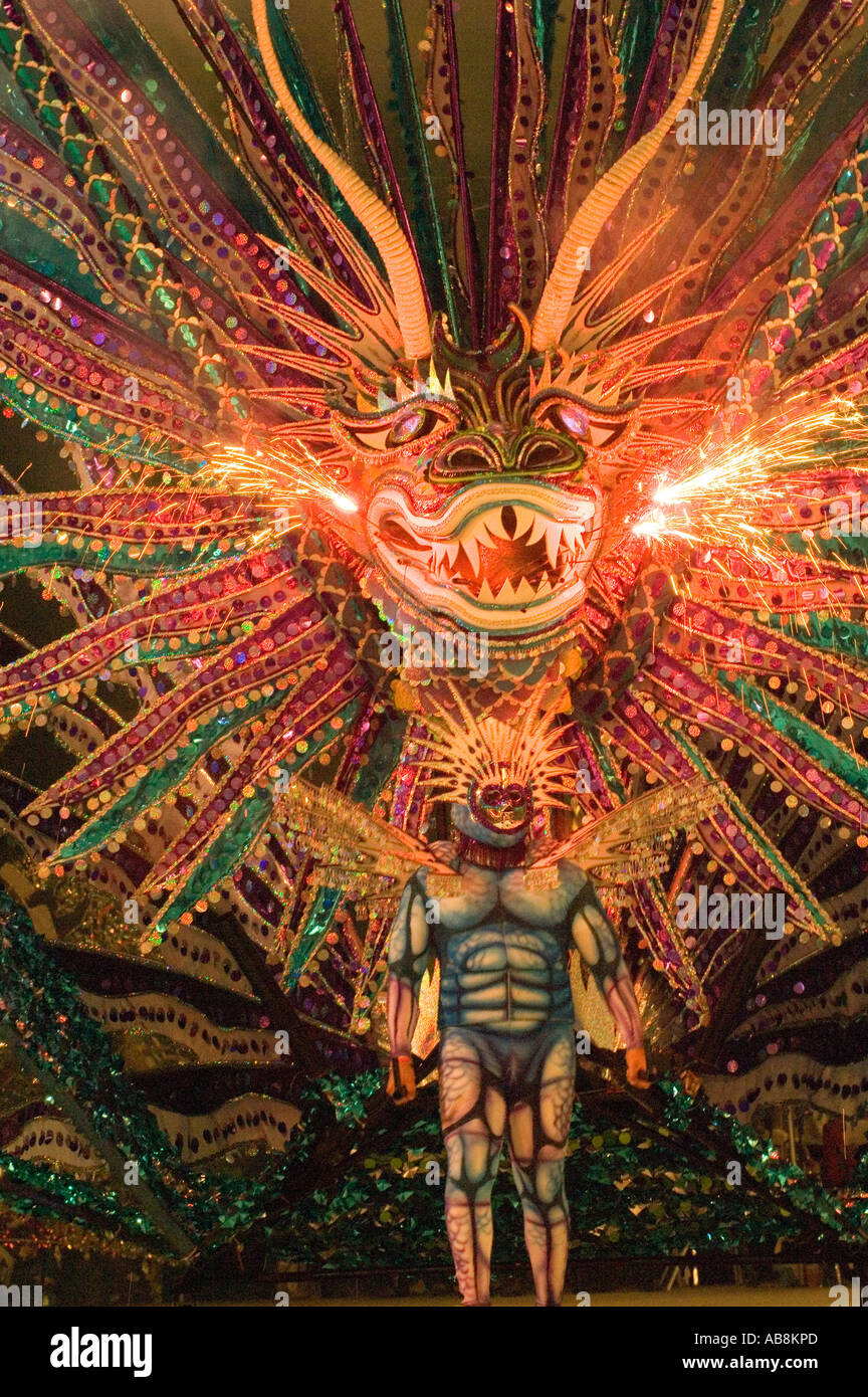 Trinidad Carnival Diary: Bliss Titans Crossing the Queens