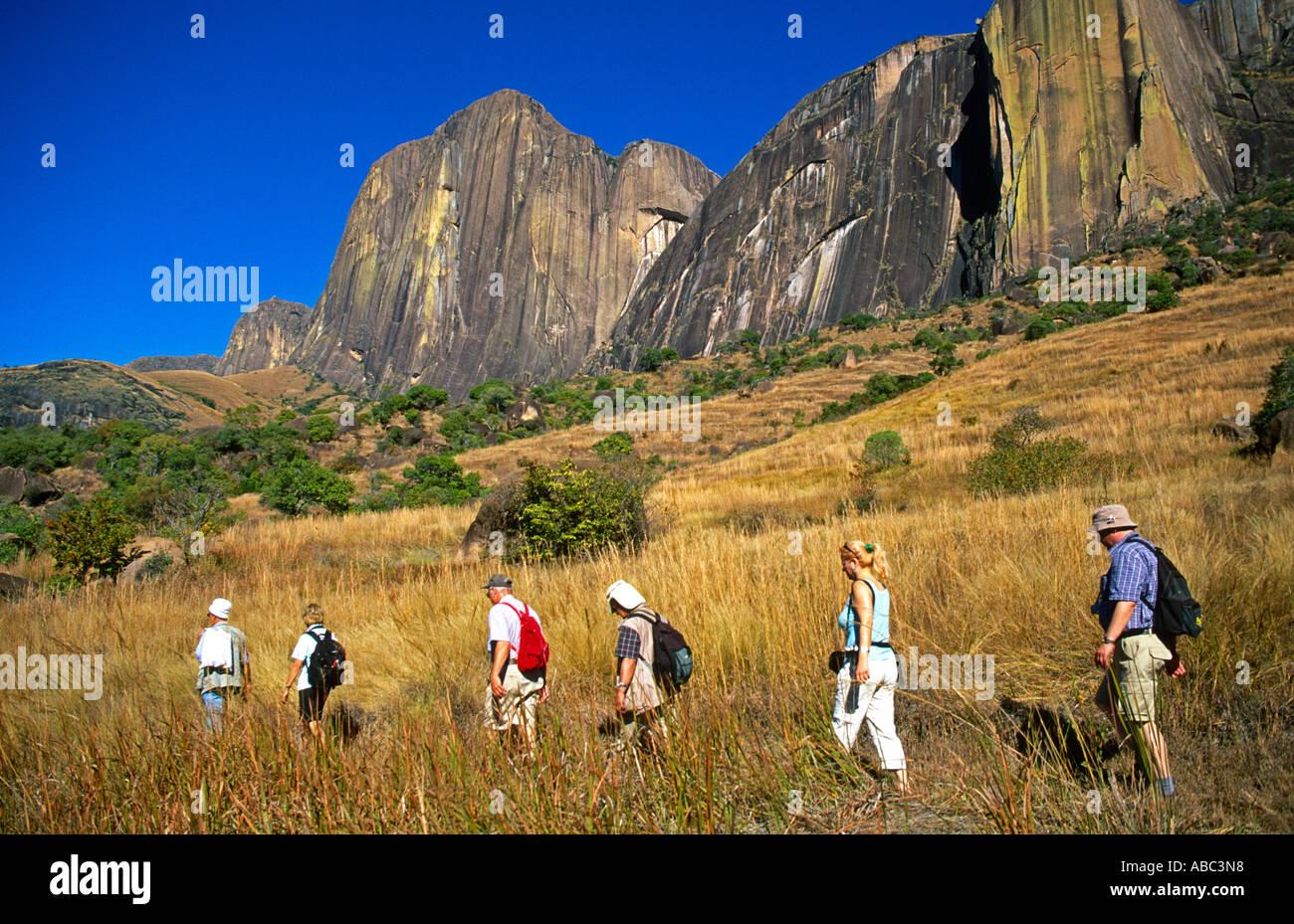 Tsaranoro Valley, Andringitra National Park, Madagascar ...