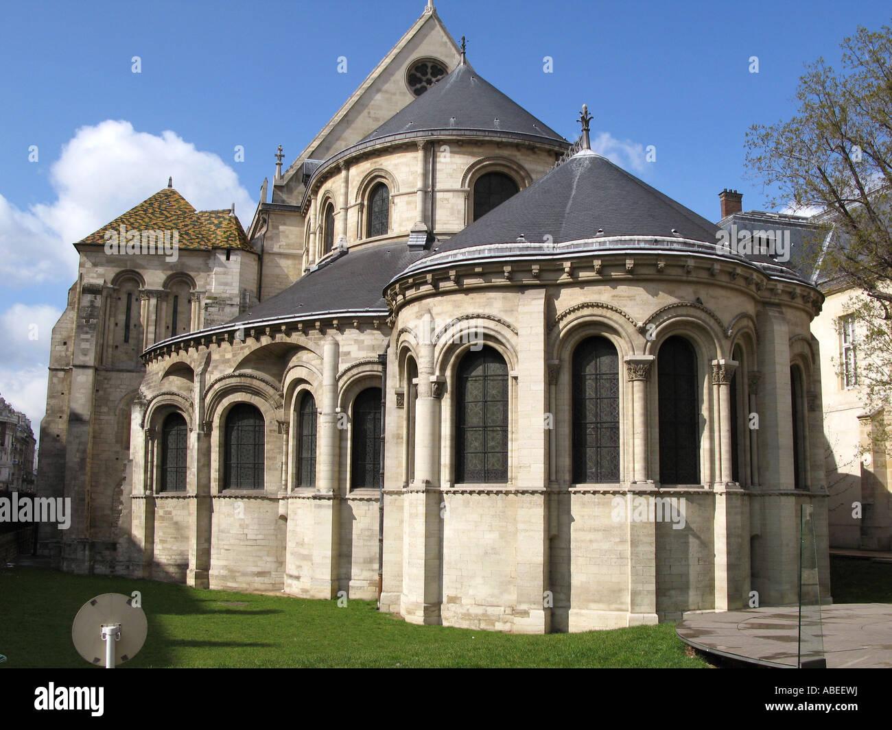 The chapel of saint martin des champs musee des arts et - Maison arts et metiers ...