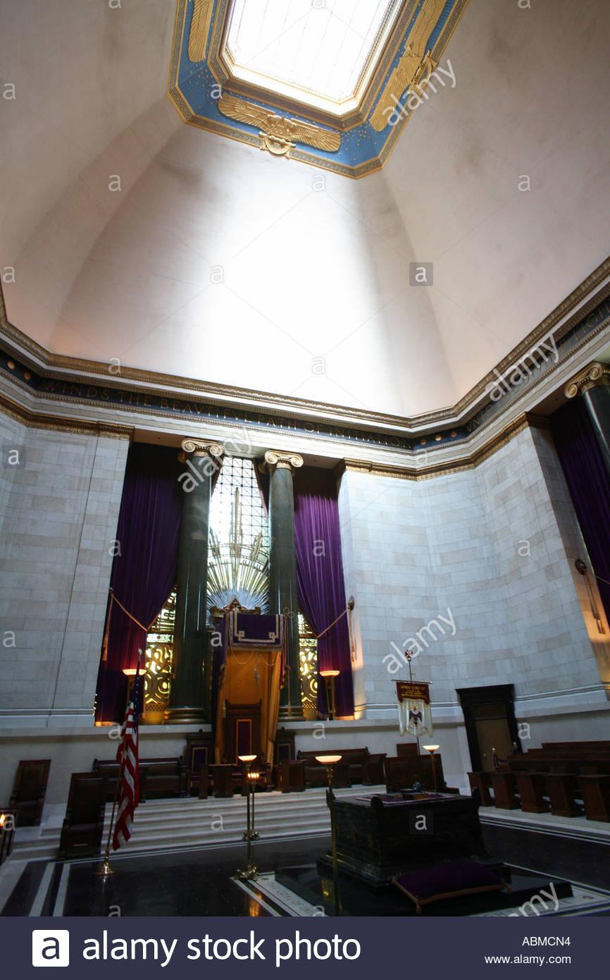 House Of The Temple Washington Dc Secret Room