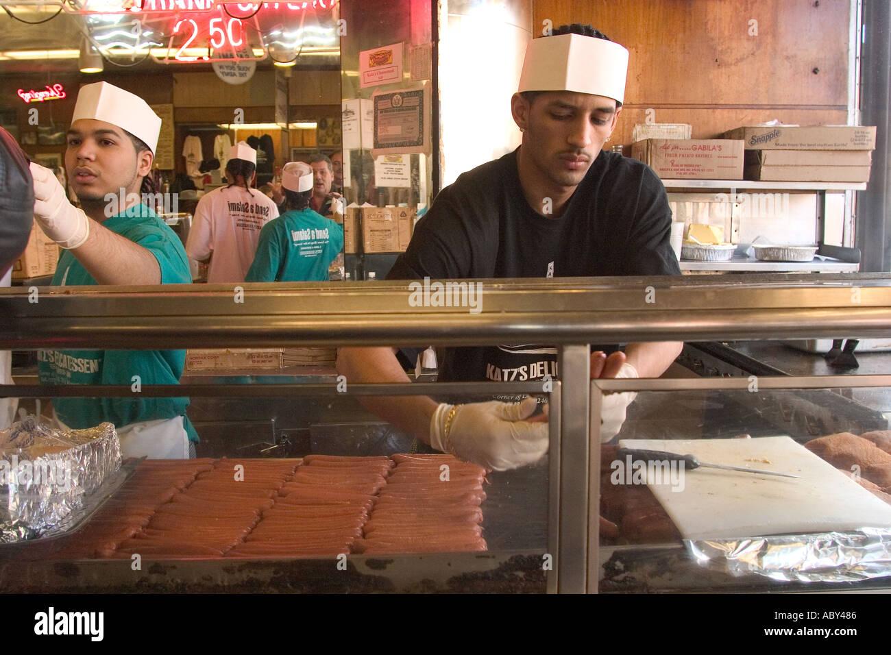 Jewish Food Lower East Side