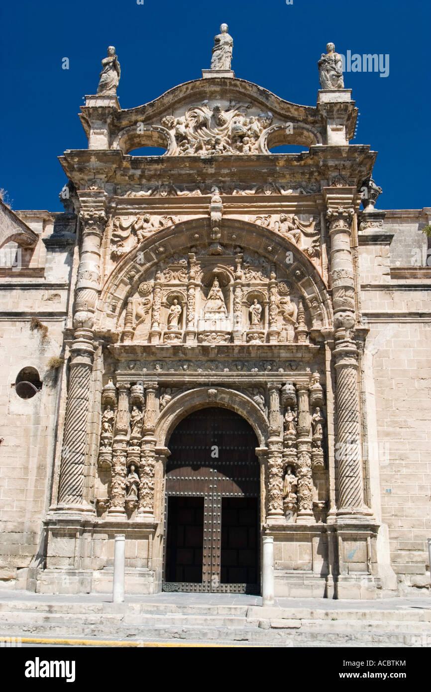 Iglesia mayor prioral el puerto de santa maria cadiz andalucia spain stock photo royalty free - Puerto santa maria cadiz ...