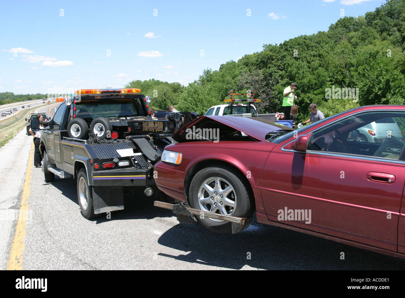 Car Accident Kansas City