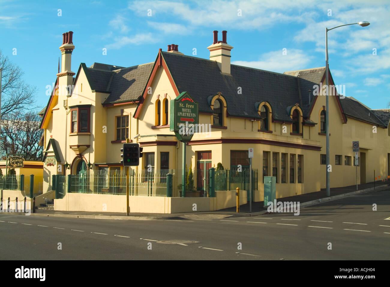 St Ives Motel Hobart