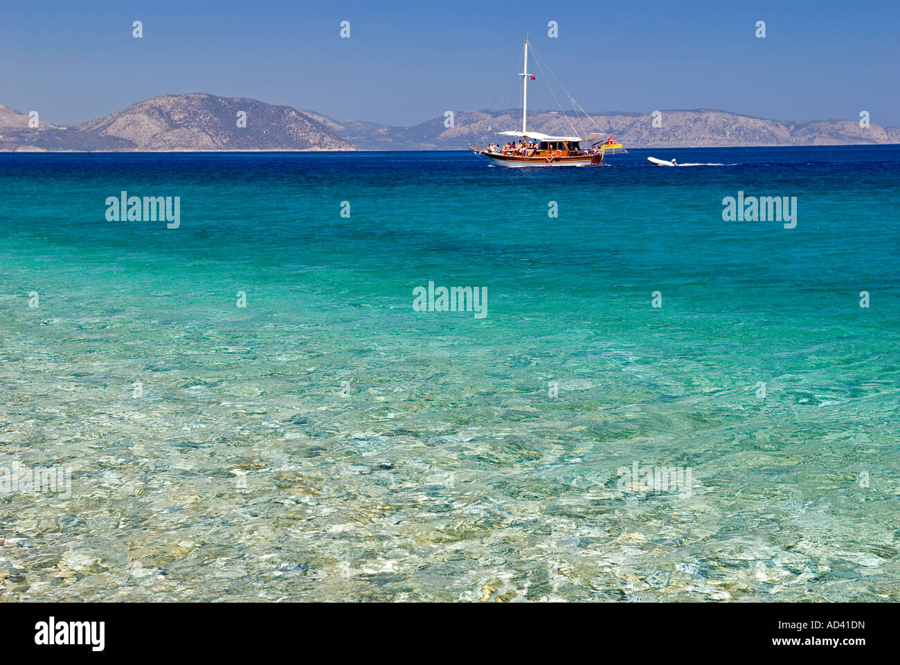 Dilek Peninsula Davutlar National Park, Kusadasi Turkey Stock Photo, Royalty ...