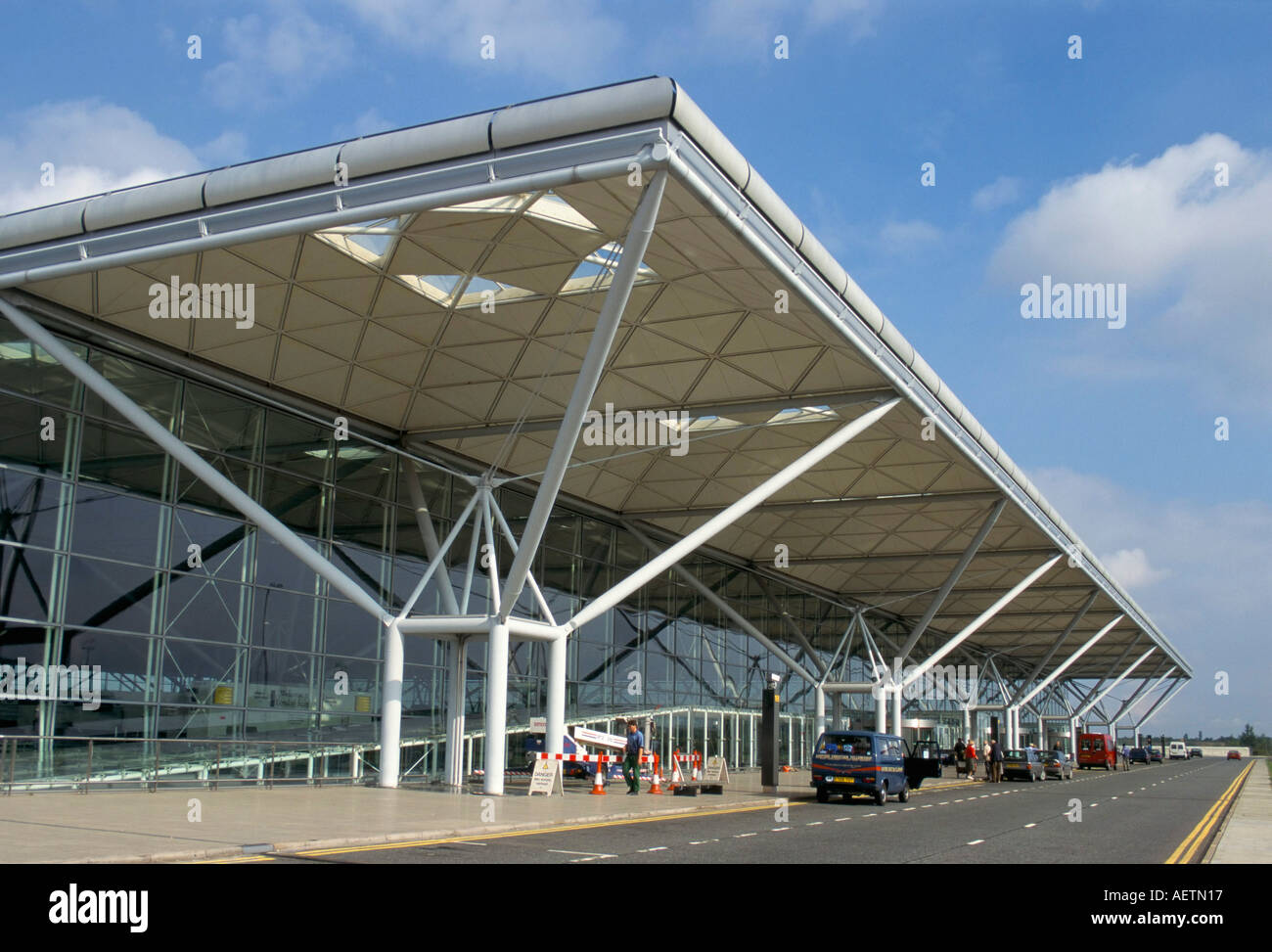 Essex United Kingdom  city photos gallery : ... Stansted Airport terminal Stansted Essex England United Kingdom Europe
