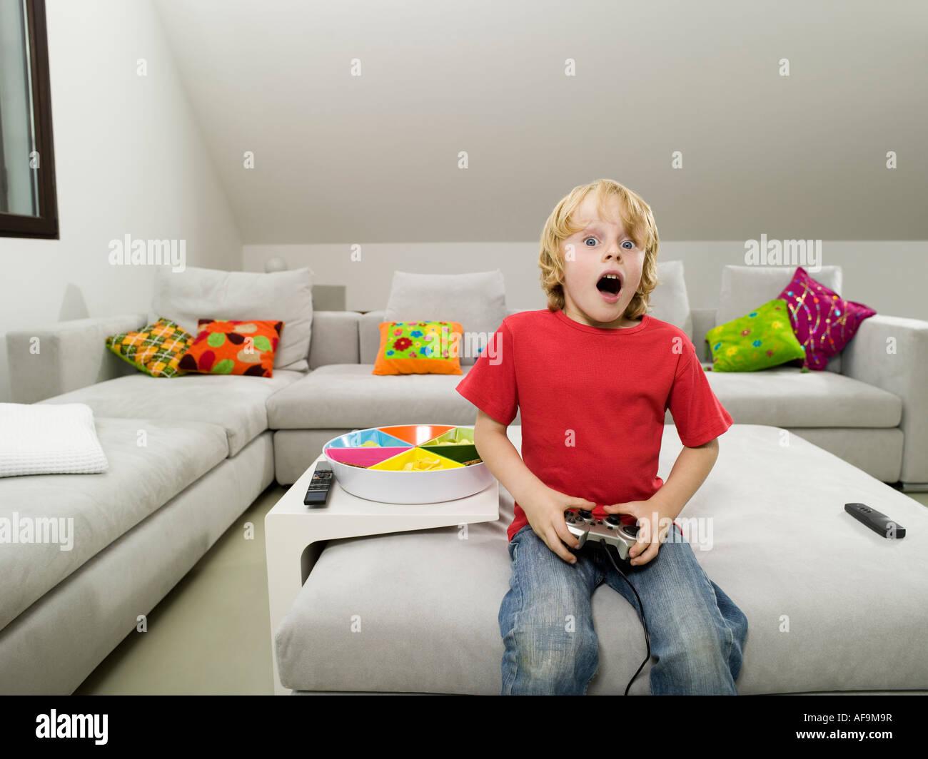 boy-playing-computer-game-AF9M9R.jpg