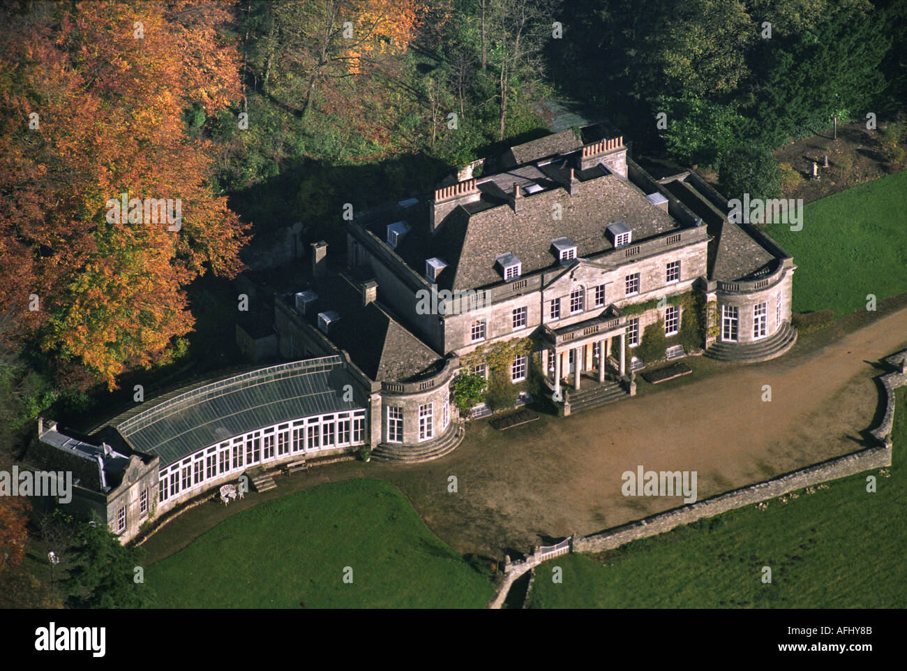 Gatcombe Park The Country Home Of Princess Anne The
