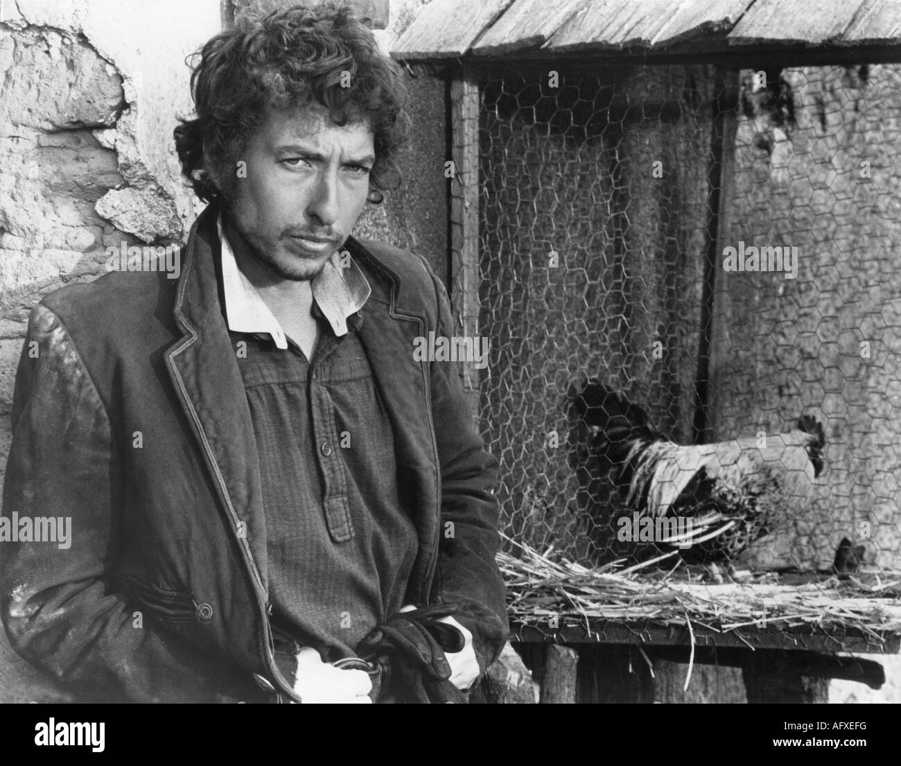 pat garrett and billy the kid 1973 mgm with bob stock photo royalty free image