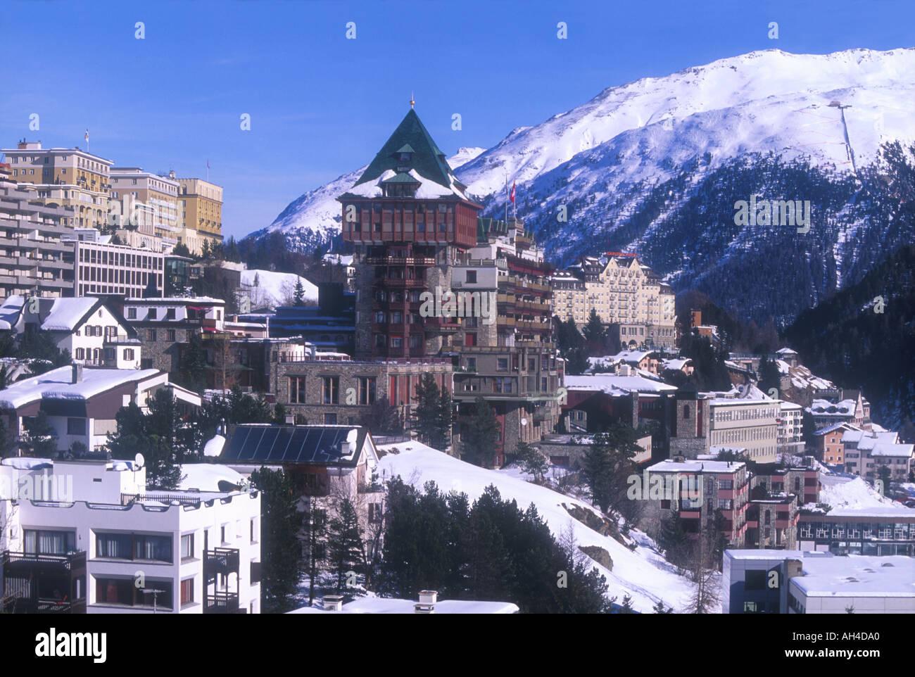 Hotel Palace St Moritz