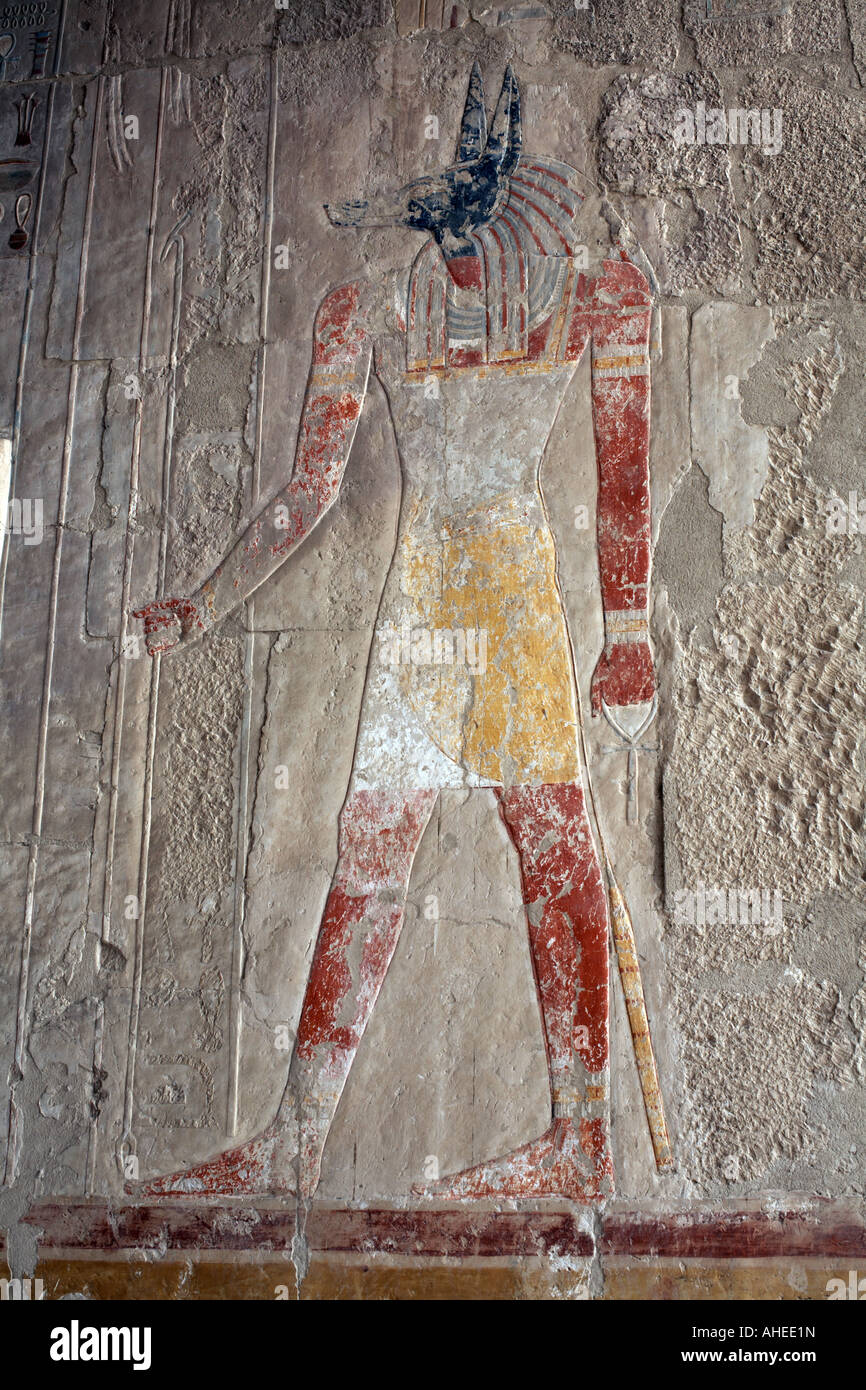 Deir al Bahri, Funerary Temple of Hatshepsut, Valley of ...