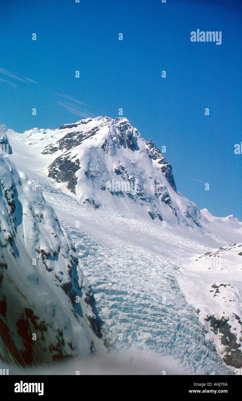 USA Alaska Glacier Bay. Photo by Willy Matheisl Stock Photo