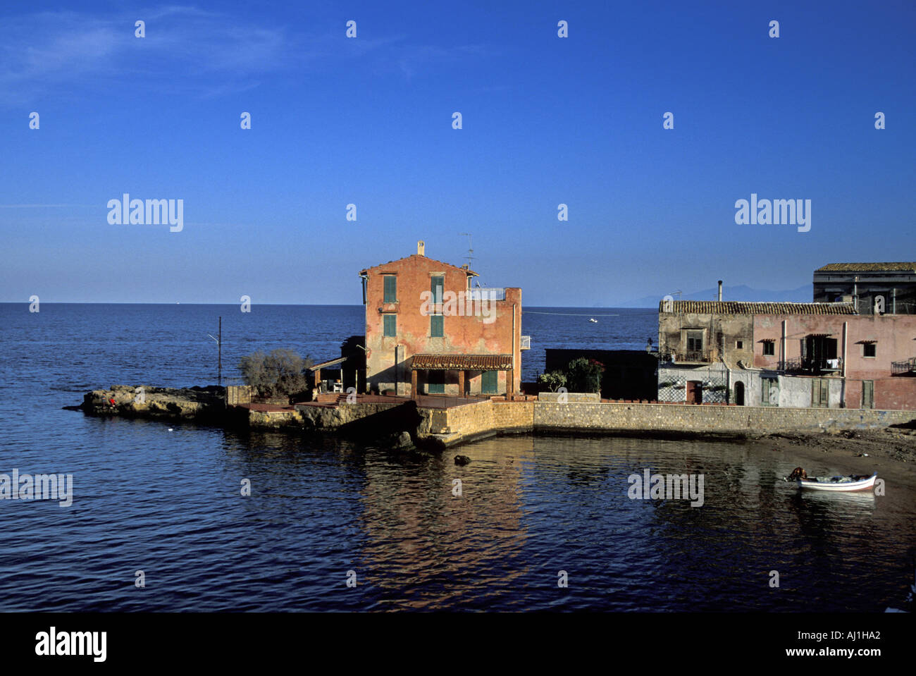 Santa Flavia Italy  city photos gallery : Santa Flavia Palermo Sicily Italy Stock Photo, Royalty Free Image ...