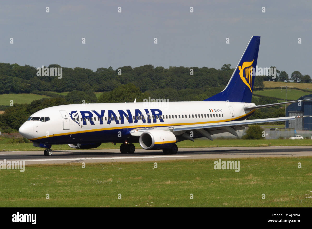 4ps of Ryanair Budget Airline