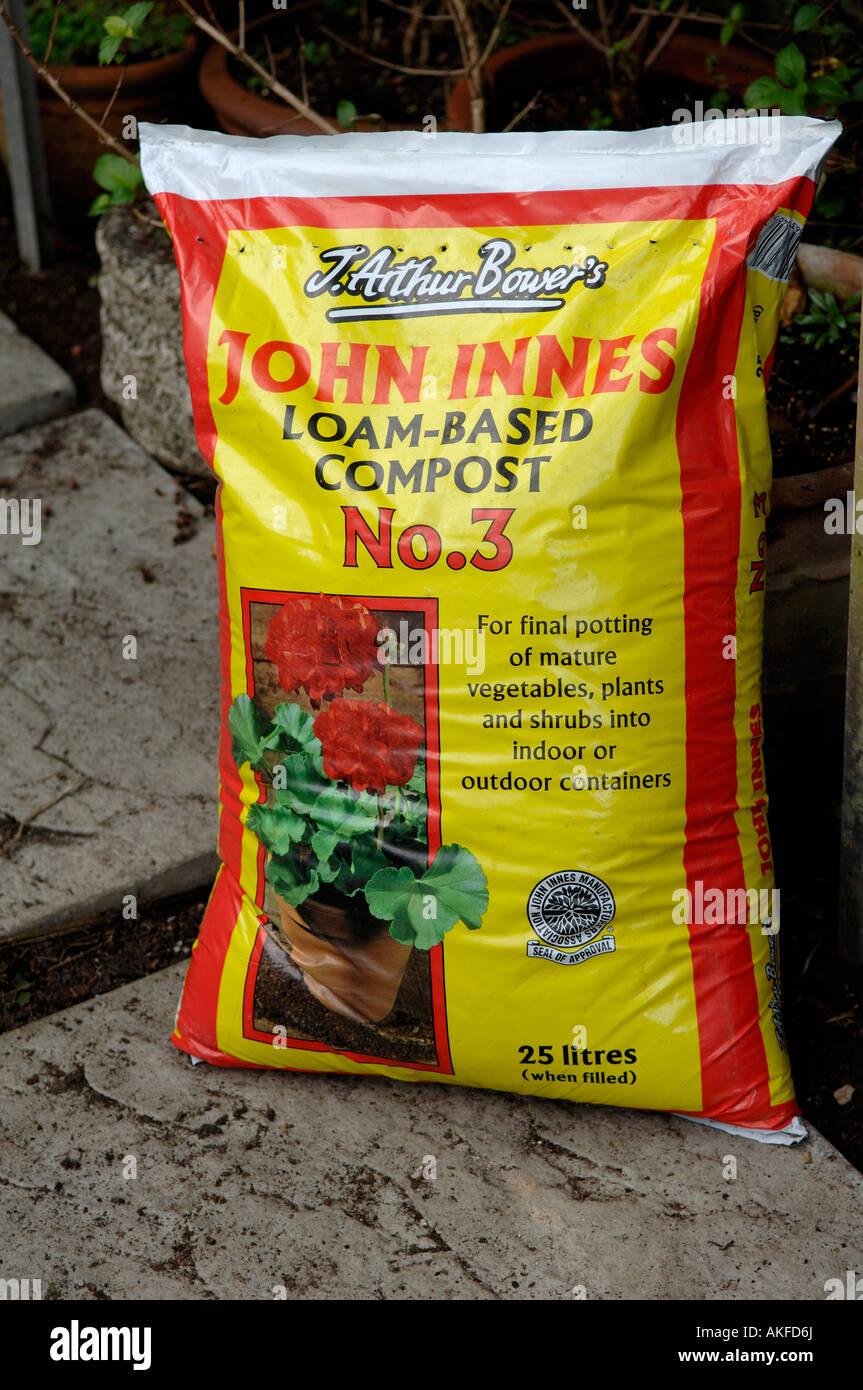 a bag of john innes number 3 loam based compost for final. Black Bedroom Furniture Sets. Home Design Ideas