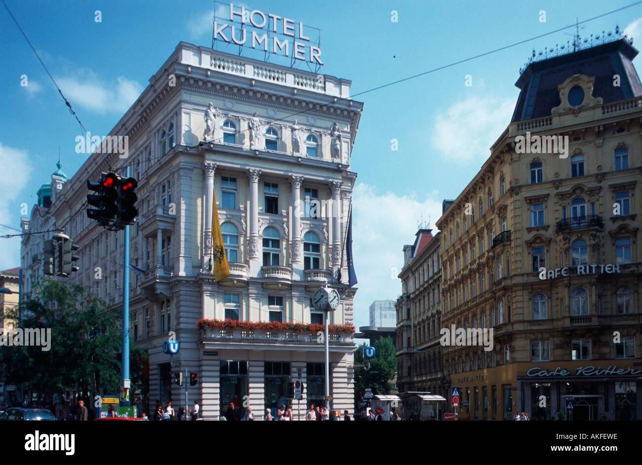 Wien Hotel Kummer