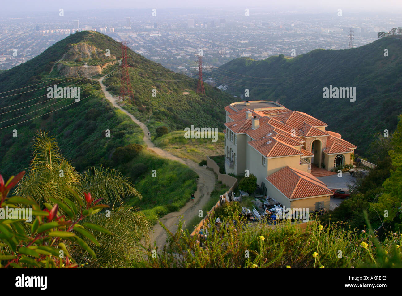 Runyon Canyon Park - Trail in Los Angeles - Foursquare