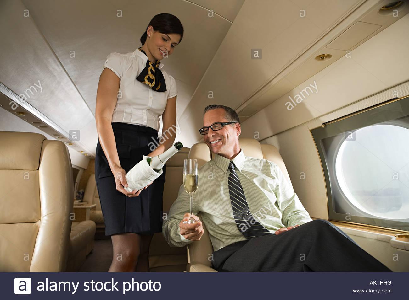 Стюардесы оказывают дополнительные услуги секс 5 фотография