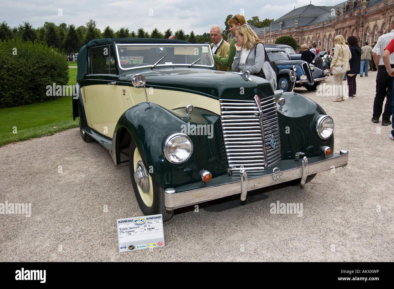 Vintage britische Autoteile