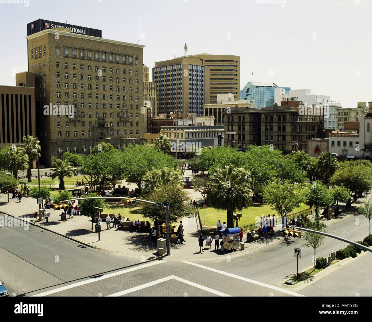Geography travel usa texas el paso city views for El paso america