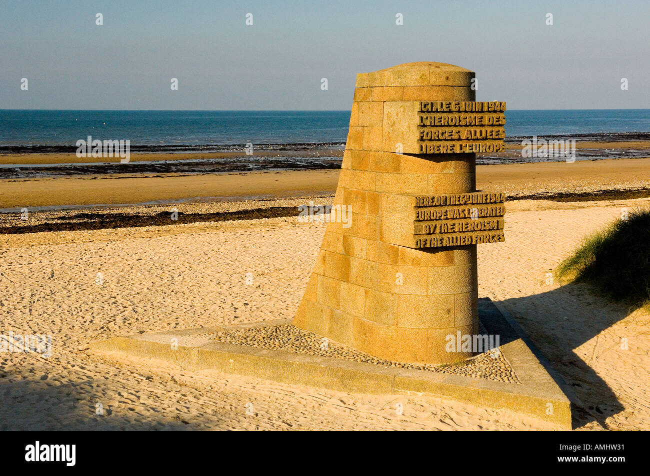 juno beach memorial near the juno beach centre at courseulles sur mer stock photo royalty free. Black Bedroom Furniture Sets. Home Design Ideas