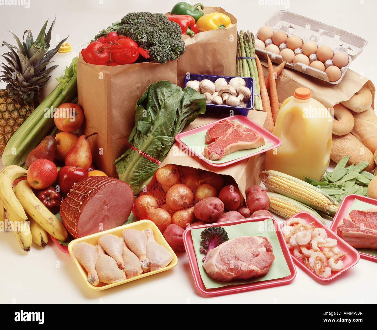 Good Food To Buy At The Grocery Store