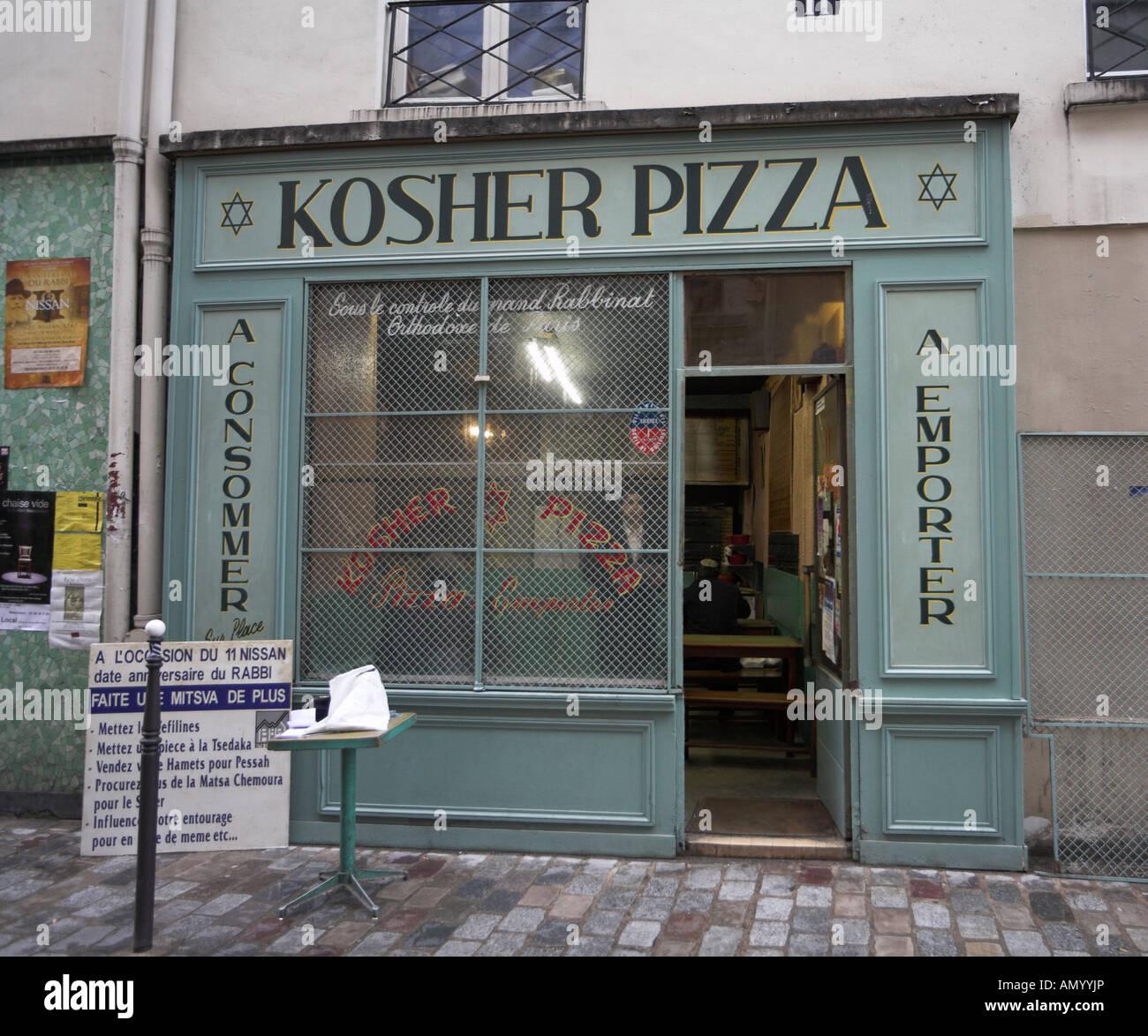 Cafe Of Paris Kosher