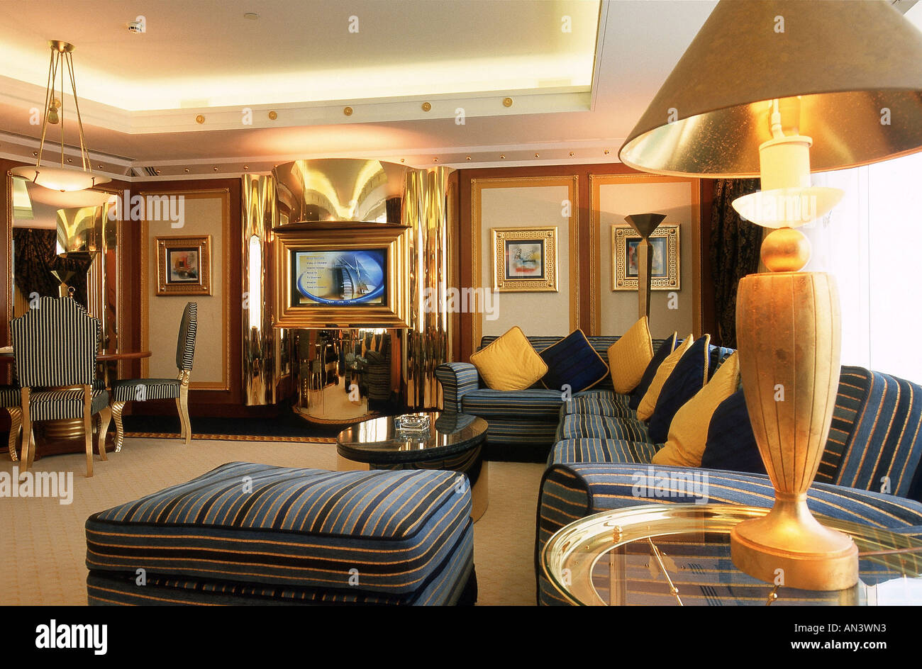 Are united arab emirates dubai 7 star for Design luxushotel dubai